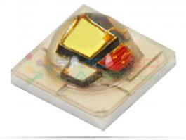 High Bright Led Rgb Smd 3 In 1 , 3535 Rgb Led Specifications Long Lifespan