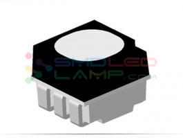 Ultra Bright 3535 RGB SMD Led Chip 2.8 Mm Thickness Apply To LED Pixel Screen
