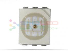 180 MA Current RGB LED Chip -20 To 85 °C Operating Temp 2 Years Warranty